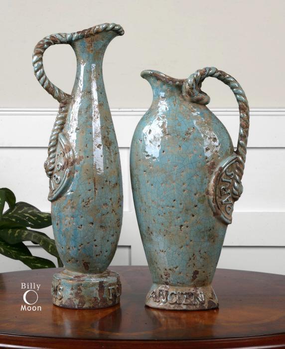Uttermost 19552 Freya, Vases, S/2 - фото 1