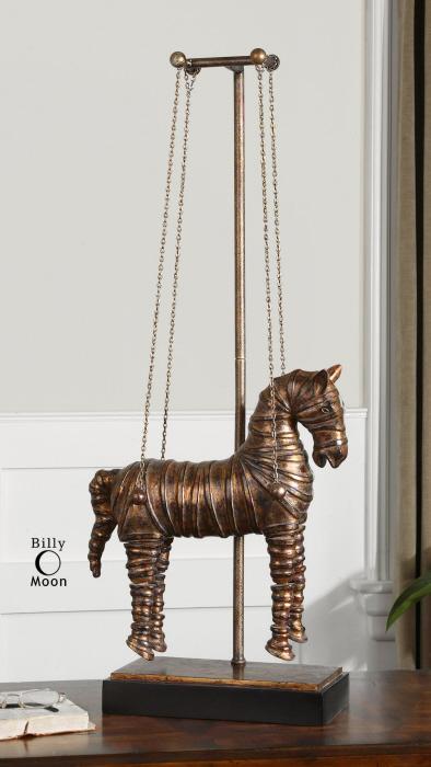 Uttermost 19587 Stedman, Horse Sculpture - фото 1