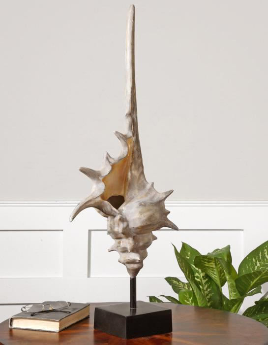Uttermost 19615 Conch Shell, Large - фото 1