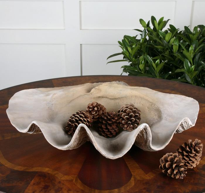 Uttermost 19800 Clam Shell, Bowl - фото 1