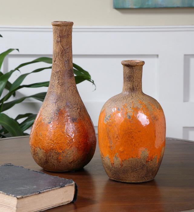 Uttermost 19825 Kadam, Vases, S/2 - фото 1