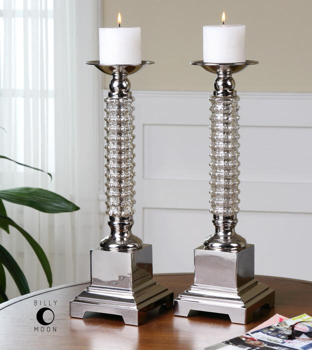 Uttermost 19840 Ardex, Candleholders, S/2 - фото 1