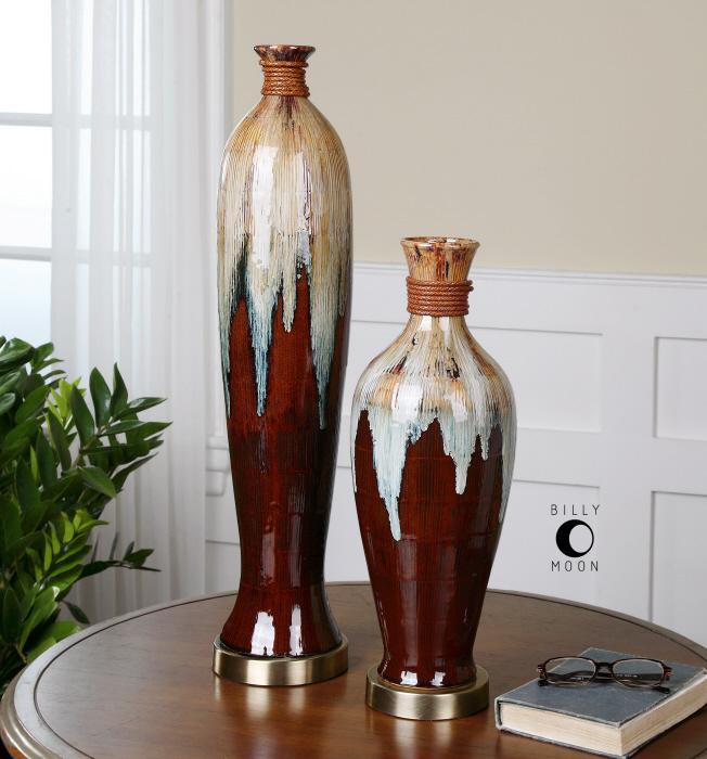 Uttermost 19844 Aegis, Vases, S/2 - фото 1