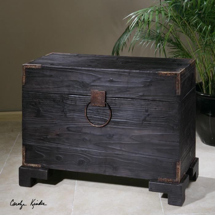 Uttermost 24305 Carino, Trunk Table - фото 1