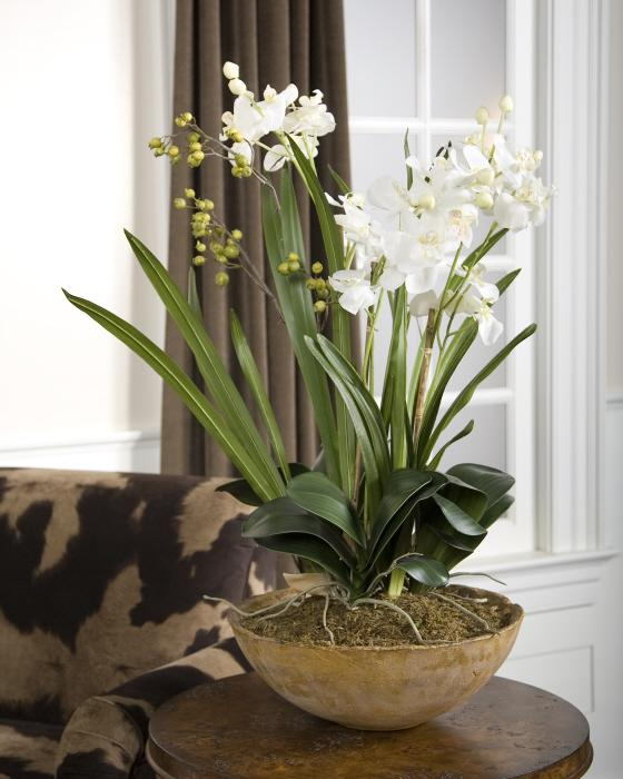 Uttermost 60039 Moth Orchid Planter - фото 2