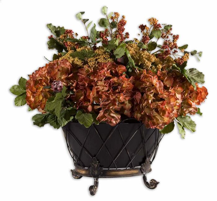 Uttermost 60083 English Autumn, Floral Bouquet - фото 1